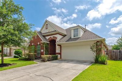 Kingwood Single Family Home For Sale: 26866 Treasures Ridge Drive