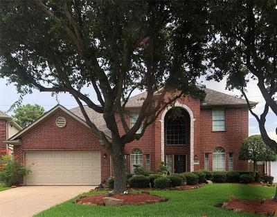 Pasadena Single Family Home For Sale: 7407 Tranquil River Drive