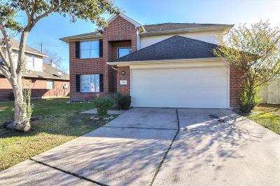Pearland Single Family Home For Sale: 4211 Seminole Drive