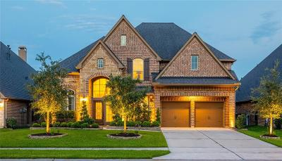Katy Single Family Home For Sale: 27923 Bradford Ridge Drive