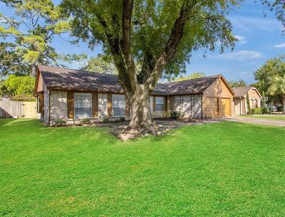 Houston Single Family Home For Sale: 10607 Den Oak Drive