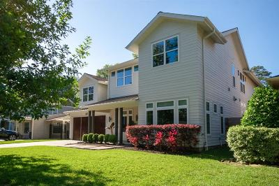 Houston Single Family Home For Sale: 1509 Chippendale Road