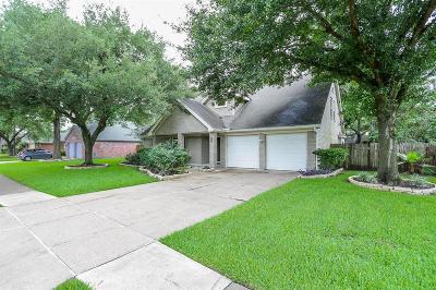 Sugar Land Single Family Home For Sale: 2411 Manorwood Street