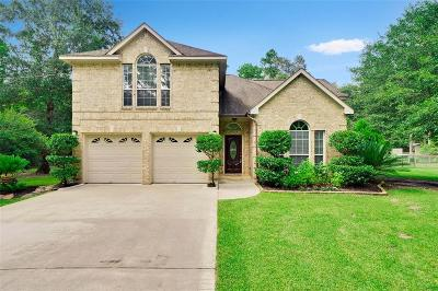 Conroe Single Family Home For Sale: 17324 Sycamore Trail