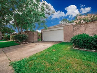 Houston Single Family Home For Sale: 9411 Clipperwood Place