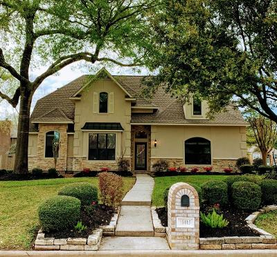 Tomball Single Family Home For Sale: 31415 Bearing Star Lane