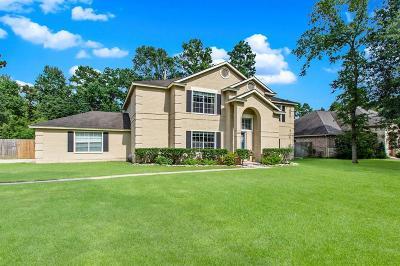 Magnolia Single Family Home For Sale: 602 Douglas Fir Drive