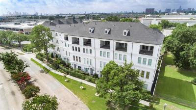 Houston Condo/Townhouse For Sale: 6105 Westview Drive