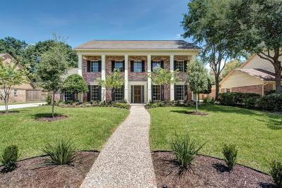 Houston Single Family Home For Sale: 14714 Bramblewood Drive