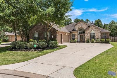The Woodlands Single Family Home For Sale: 7 Weeping Spruce Place
