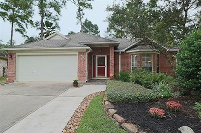 The Woodlands Single Family Home For Sale: 79 W Indian Sage Circle