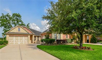 Fulshear Single Family Home For Sale: 5030 Westchester Drive