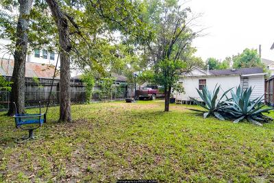Houston Single Family Home For Sale: 6116 Hamman Street