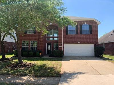 Single Family Home For Sale: 16727 Bishop Knoll Lane