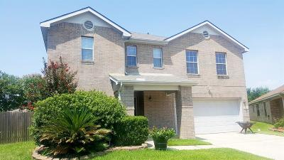 Tomball Single Family Home For Sale: 19730 Moose Cove Court