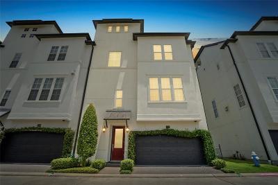 Houston Single Family Home For Sale: 2202 Lakeshore Edge Drive