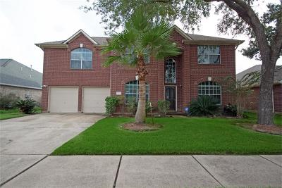 Pearland Single Family Home For Sale: 3514 Sheldon Drive