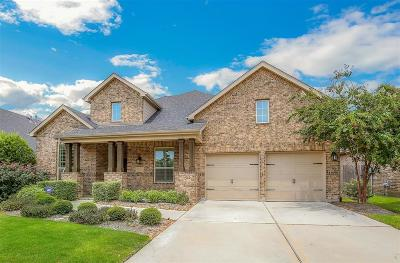 Conroe Single Family Home For Sale: 8319 Floating Heart Court