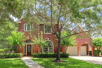 Sugar Land Single Family Home For Sale: 4003 Oak Shadows Court