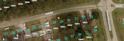 Montgomery Residential Lots & Land For Sale: 16871 W Juneau Street