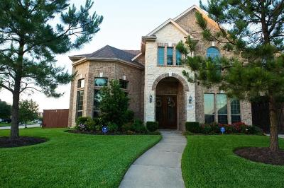 Pearland Single Family Home For Sale: 12105 Opal Creek Drive