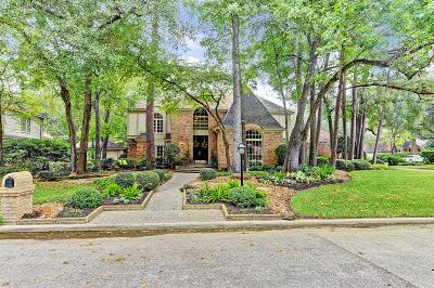 Houston Single Family Home For Sale: 5502 Court Of York