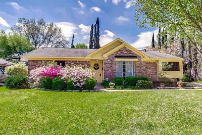 Houston Single Family Home For Sale: 12871 Westella Drive