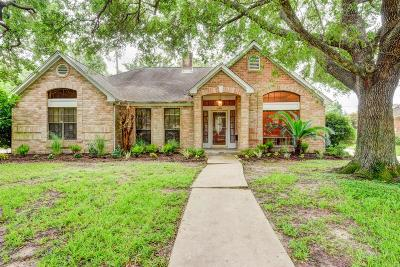 Houston Single Family Home For Sale: 15831 Signal Creek Drive