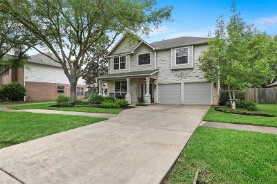 Missouri City Single Family Home For Sale: 9715 Hawkins Lane