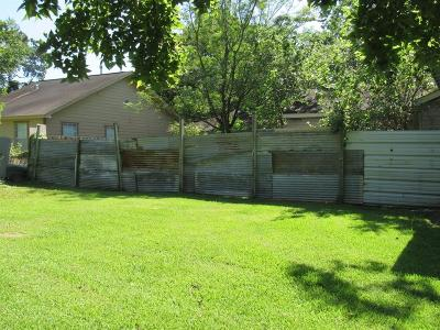 Houston Residential Lots & Land For Sale: 95th Street