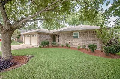 Pearland Single Family Home For Sale: 2313 Goodrich Street