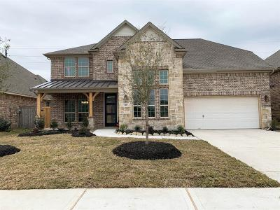 Manvel Single Family Home For Sale: 3417 Flagstone Drive
