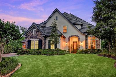 Carlton Woods, Carlton Woods Creekside, The Woodlands Carlton Woods, The Woodlands Carlton Woods, The Woodlands Of Carlton Woo, Wdlnds Vil Of Carlton Woods, Wdlnds Village Of Carlton Wo, Carlton Woods Creekside Single Family Home For Sale: 7 Pronghorn Place