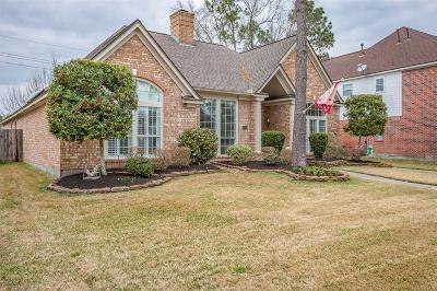 Kingwood TX Single Family Home For Sale: $275,000