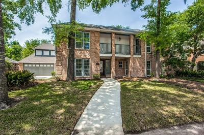 Houston Single Family Home For Sale: 1210 Almond Grove Drive