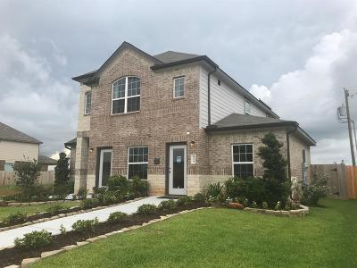 Texas City Single Family Home For Sale: 9314 Yellow Rose Drive