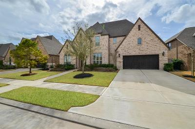Katy Single Family Home For Sale: 27015 Barrington Lodge Lane