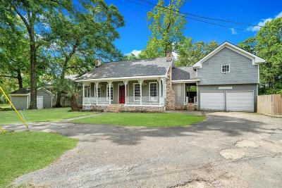 Conroe Single Family Home For Sale: 500 S Magnolia Drive