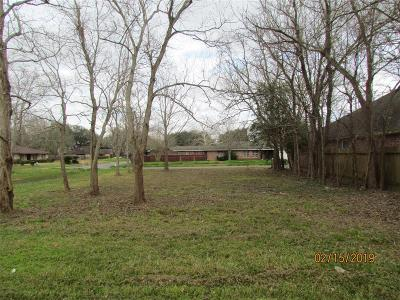Houston Residential Lots & Land For Sale: 0000 Cork Drive