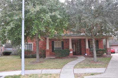 Single Family Home For Sale: 18007 Trellis Estates Court