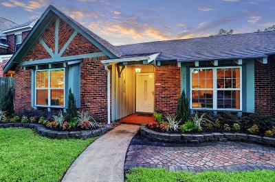 Houston Single Family Home For Sale: 4411 Arnell Drive