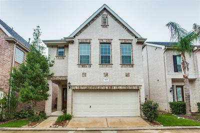 Houston Single Family Home For Sale: 3211 Holly Meadow Drive