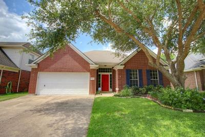 Katy Single Family Home For Sale: 6614 Everhill Circle