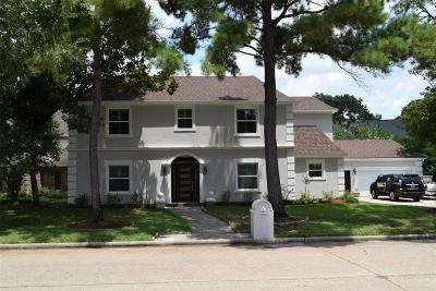 Houston Single Family Home For Sale: 1003 Cranberry Hill Drive