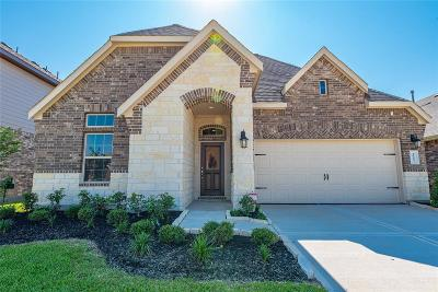 Katy TX Single Family Home For Sale: $317,990