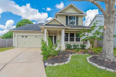 Cypress Single Family Home For Sale: 12907 Vivienne Westmoreland Drive
