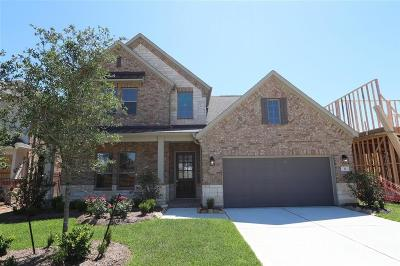 Tomball Single Family Home For Sale: 35 Elander Blossom