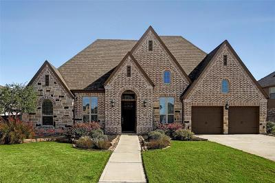 Katy Single Family Home For Sale: 2811 Dogwood Terrace Lane