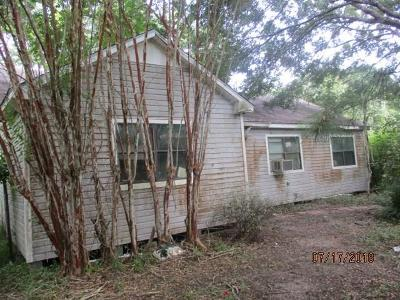 Alvin Single Family Home For Sale: 5302 Fm 2917 Road