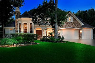 The Woodlands TX Single Family Home For Sale: $916,000